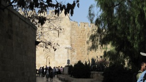 The Walls of Jerusalem, February, 2010