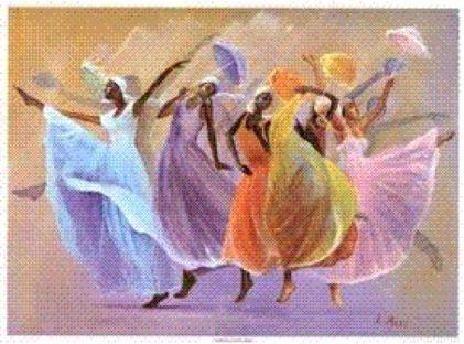 Dancing-praise