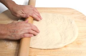 Bread--Rolling Dough